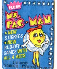 Ms. Pac-Man Wrapper