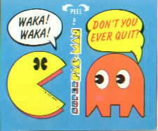 Waka!  Waka! / Don't you ever quit?