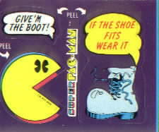 Give'm the boot! / If the shoe fits wear it