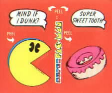 Mind if I dunk? / Super sweet tooth