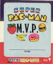 Super Pac-Man M.V.P.