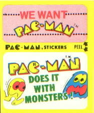 We Want Pac Man!